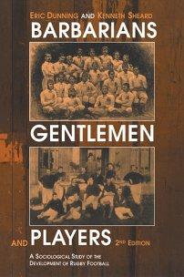 کتاب Barbarians, Gentlemen and Players