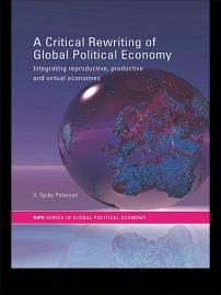 کتاب A Critical Rewriting of Global Political Economy