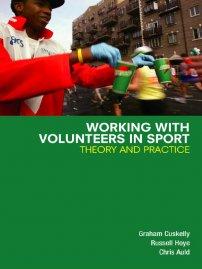 کتاب Working with Volunteers in Sport