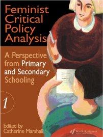 کتاب Feminist Critical Policy Analysis I