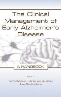 کتاب The Clinical Management of Early Alzheimer's Disease