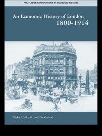 کتاب An Economic History of London 1800 -1914