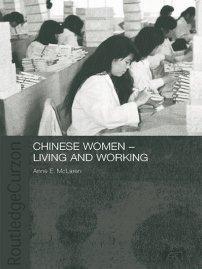 کتاب Chinese Women - Living and Working