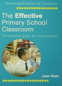 کتاب The Effective Primary School Classroom
