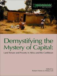 کتاب Demystifying the Mystery of Capital