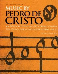 کتاب Music by Pedro de Cristo