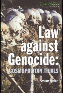 کتاب Law Against Genocide