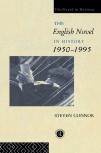 کتاب The English Novel in History, 1950  to the Present