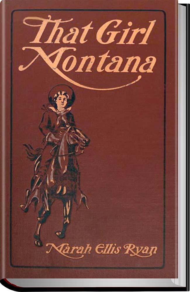 کتاب That Girl Montana