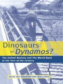 کتاب Dinosaurs or Dynamos