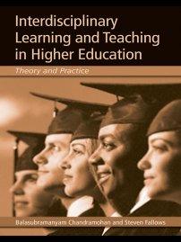 کتاب Interdisciplinary Learning and Teaching in Higher Education