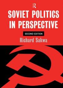 کتاب Soviet Politics