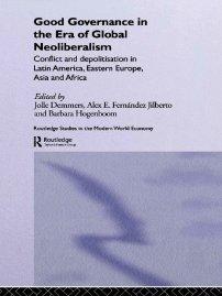 کتاب Good Governance in the Era of Global Neoliberalism