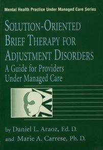 کتاب Solution-Oriented Brief Therapy For Adjustment Disorders