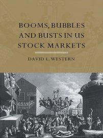 کتاب Booms, Bubbles and Busts in US Stock Markets