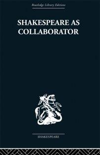 کتاب Shakespeare as Collaborator