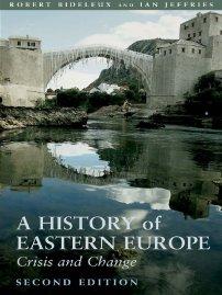 کتاب A History of Eastern Europe