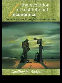 کتاب The Evolution of Institutional Economics