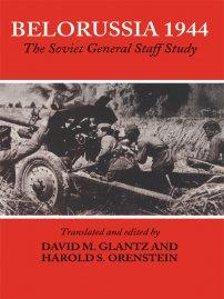 کتاب Belorussia 1944