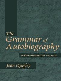 کتاب The Grammar of Autobiography