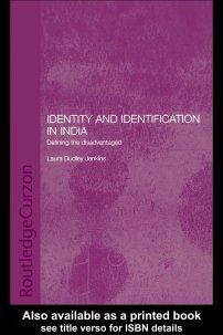 کتاب Identity and Identification in India