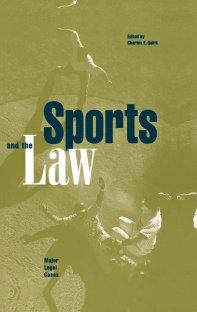 کتاب Sports and the Law