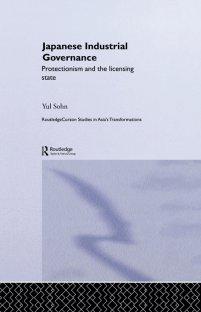 کتاب Japanese Industrial Governance