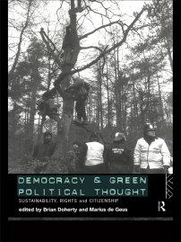 کتاب Democracy and Green Political Thought