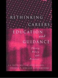 کتاب Rethinking Careers Education and Guidance