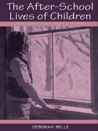 کتاب The After-school Lives of Children
