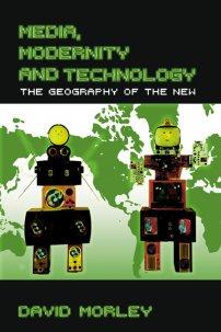 کتاب Media, Modernity and Technology