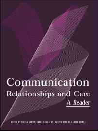 کتاب Communication, Relationships and Care