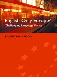کتاب English-Only Europe?