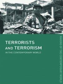 کتاب Terrorists and Terrorism