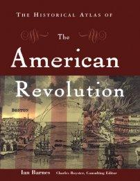 کتاب The Historical Atlas of the American Revolution