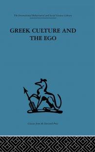 کتاب Greek Culture and the Ego