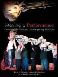 کتاب Making a Performance