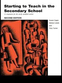 کتاب Starting to Teach in the Secondary School