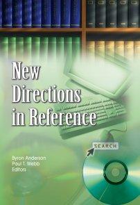 کتاب New Directions in Reference