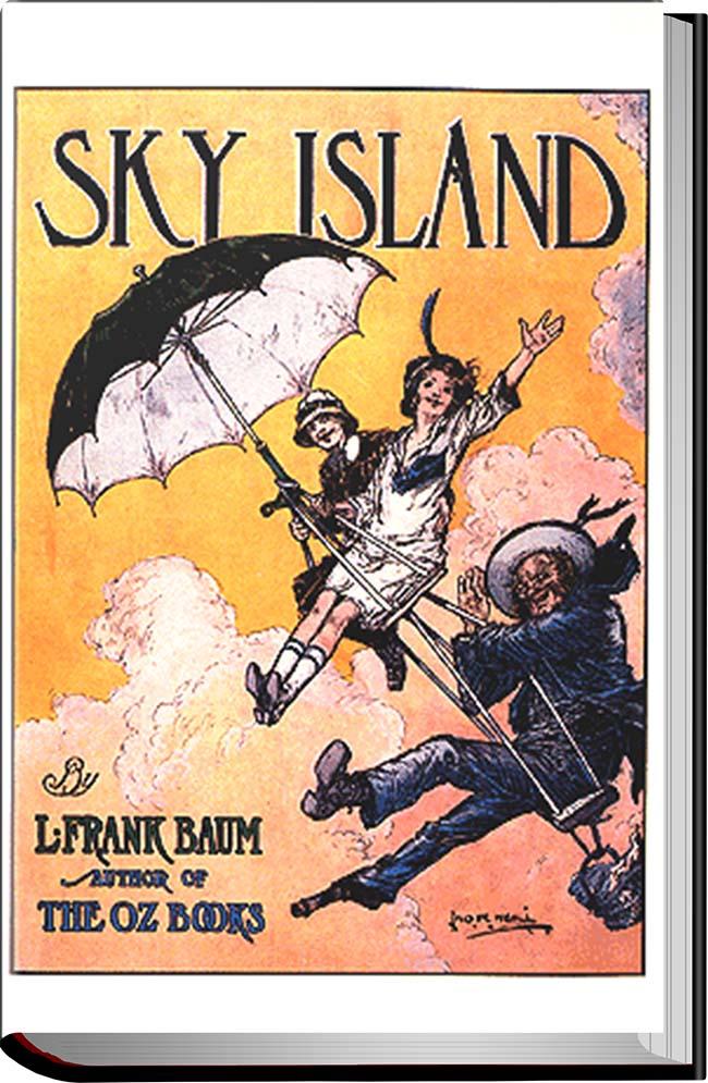 کتاب Sky Island