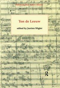 کتاب Ton de Leeuw