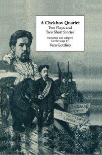 کتاب A Chekhov Quartet