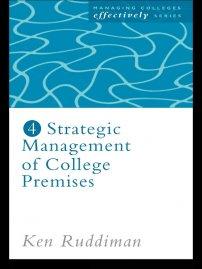 کتاب Strategic Management of College Premises