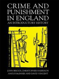 کتاب Crime And Punishment In England