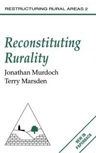 کتاب Reconstituting Rurality