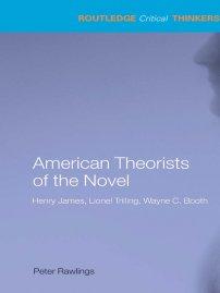 کتاب American Theorists of the Novel