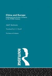 کتاب China and Europe
