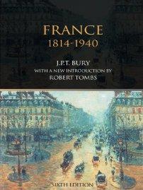 کتاب France, 1814 -1940