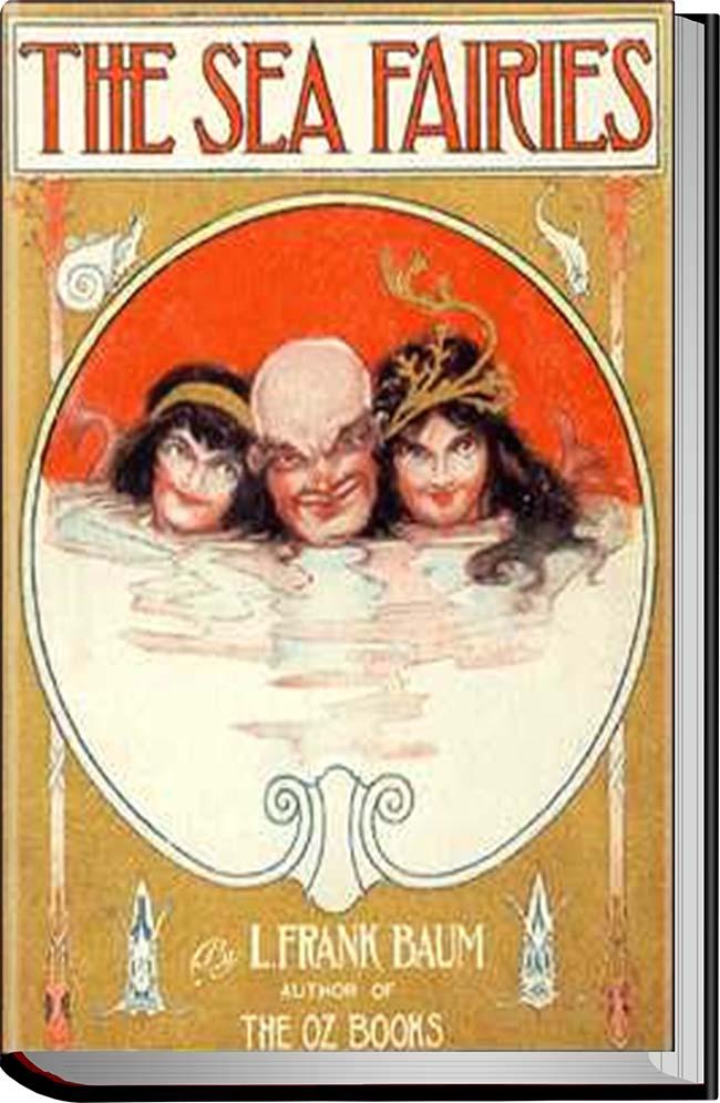 کتاب The Sea Fairies
