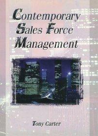 کتاب Contemporary Sales Force Management